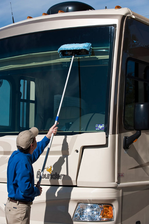 7 Tips For Easy Rv Washing