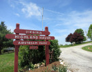 A Park Just For Airstream Trailers? Yep, It's Called The Virginia Highland Haven And It's Awesome
