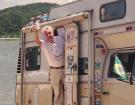 Brazilian Septuagenarian Loves This 1985 Kombi Safari, His Fourth VW In 26 Years