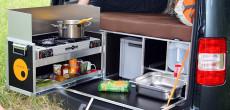 5 Ingenious European Camper In A Box Designs Transform A Basic Van into a Micro Camper