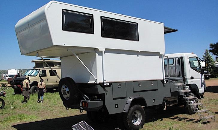 Truck Camper Plans Build Yourself: Joy Studio Design Gallery - Best