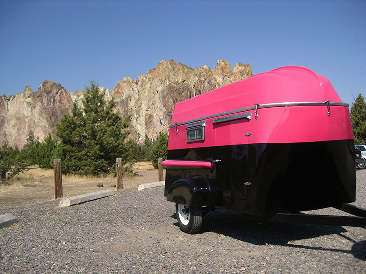 Teardrop Trailer And Rowboat Combo Do It Yourself Rv