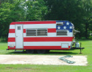 Star Spangled Patriotic RV Designs Showcase Independence and Fun