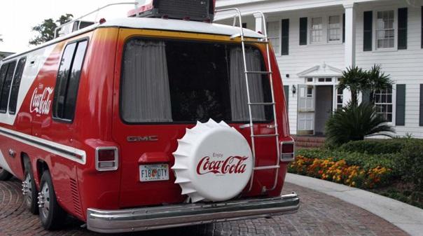 Rare Gmc Gadabout Motorhome From Coca Cola