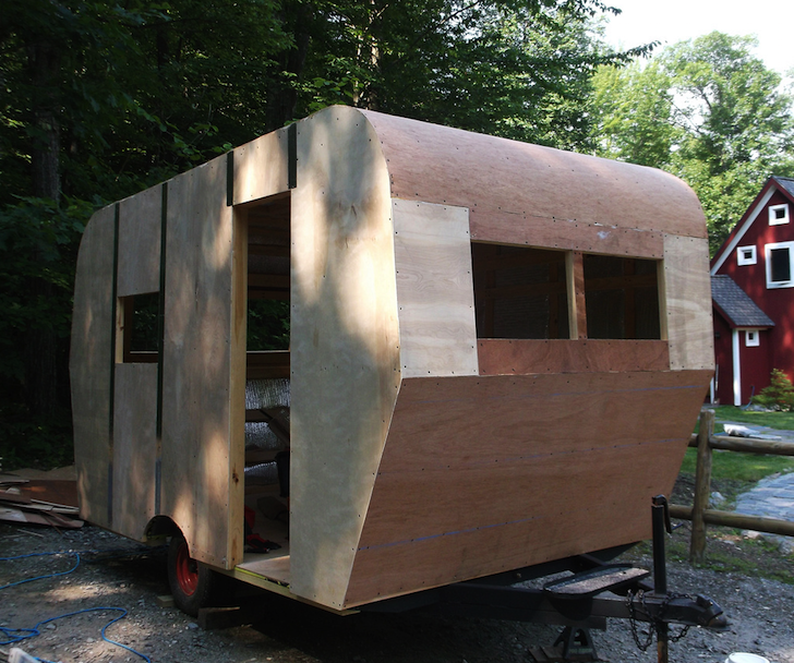 Diy Camping Trailer – Jerusalem House