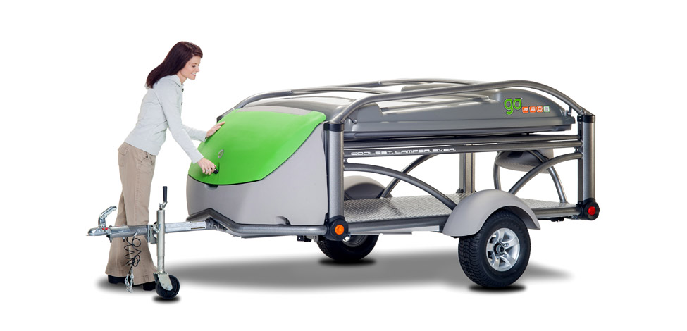 Mini Cooper Camper Trailer Rvs For Small Car Owners