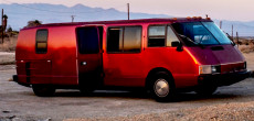Rare Vintage 80s Motorhome With BMW Turbo Diesel That Goes 100 MPH And Gets Up To 30 MPG