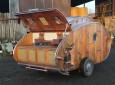 This Artist Has Built 6 Amazing Teardrop Campers – You'll Want Them All!