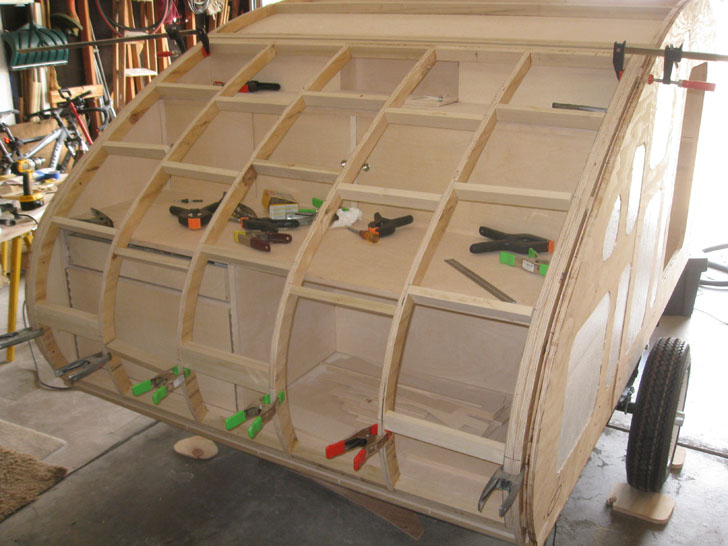 galley hatch frame