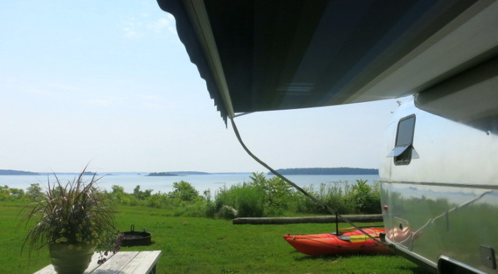 Affordable Coastal Camping At Winslow Memorial Park In Maine