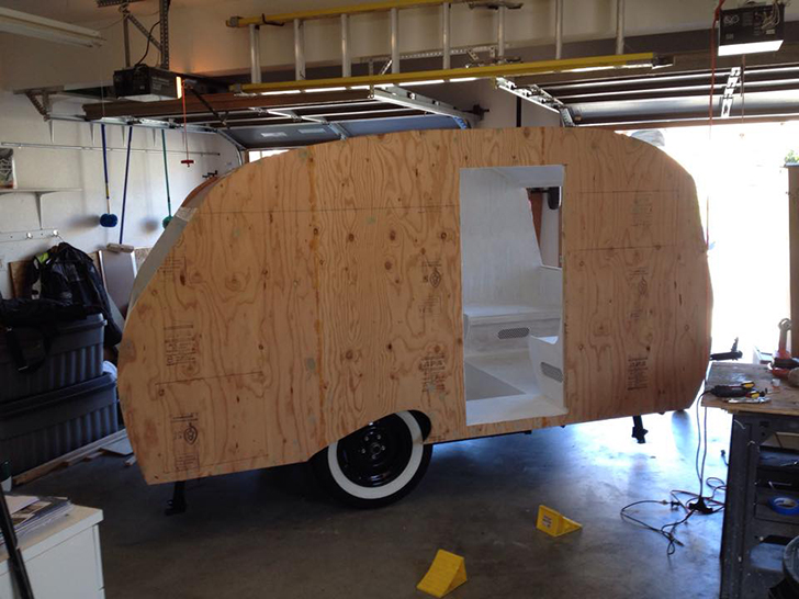 Awesome Camper Rebuild 197 Camperlands Camper Trailer Rebuild