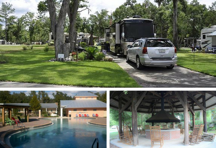 6 Of Central Florida S Best Rv Resorts