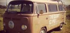 1970 Volkswagen Type 2 Kombi Lovingly Reimagined As Quaint Gypsy Wagon