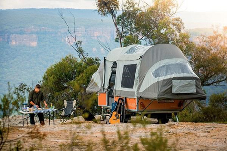 You Can Rent This Opus Folding Camper Before Buying