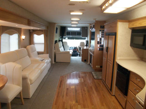 Powerhouse Mega RV A Better Deal Than Average Motorcoach