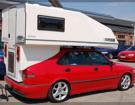 Saab Toppola Camper A Revered Small Car Camper