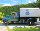 Insanely Expensive 1952 Chevrolet 3800 Truck Camper Once Owned By Steve McQueen