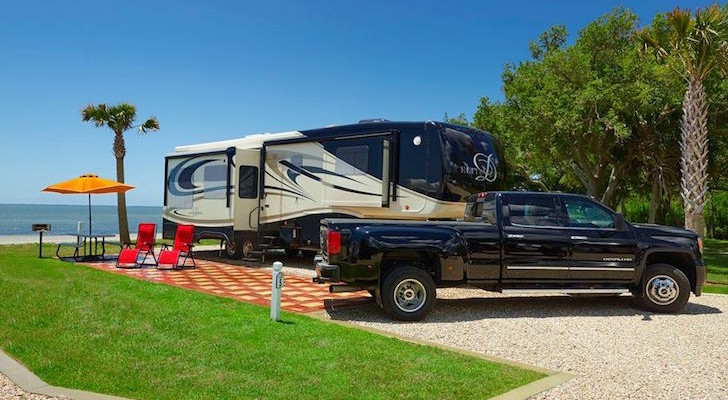 You've Got To Visit All 10 Of These Fancy RV Parks In Florida