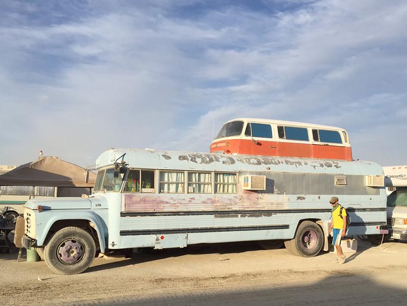 15 Totally Sweet Rvs At Burning Man 2015