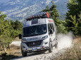 Fiat's Ducato 4×4 Camper Van Goes Anywhere (Almost)