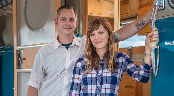 Vintage Trailer Restoration Advice From Anna Scribner Of Flyte Camp