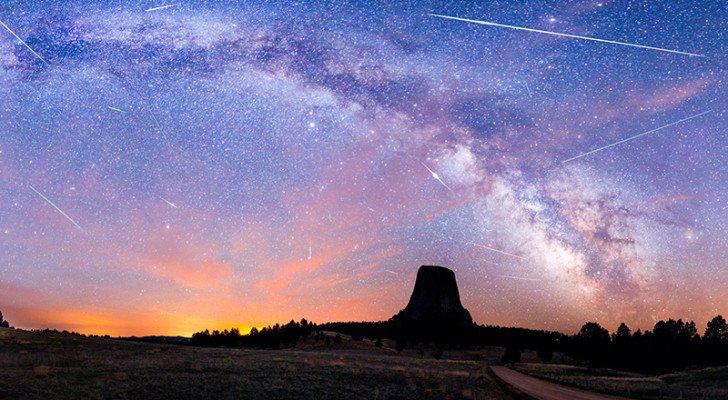 Plan Your Camping Trips Around These 5 Celestial Events in 2016