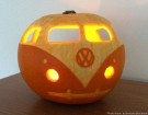 5 Camping Inspired Pumpkin Designs You Can Make Yourself