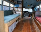 1988 Short School Bus Converted By Group Of Students