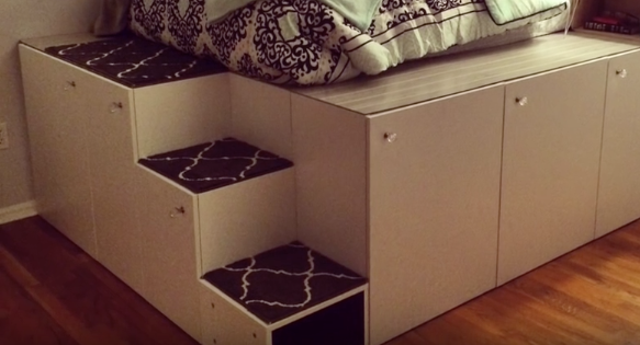 Hidden Cubbies Could Double Your Rv S Bedroom Storage