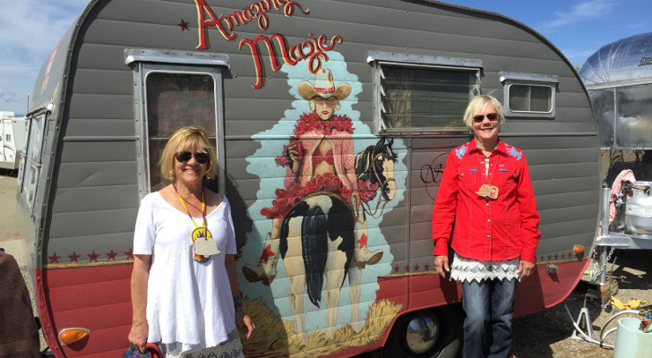 World's Biggest RVing Woman's Club Inspires Sisters Everywhere