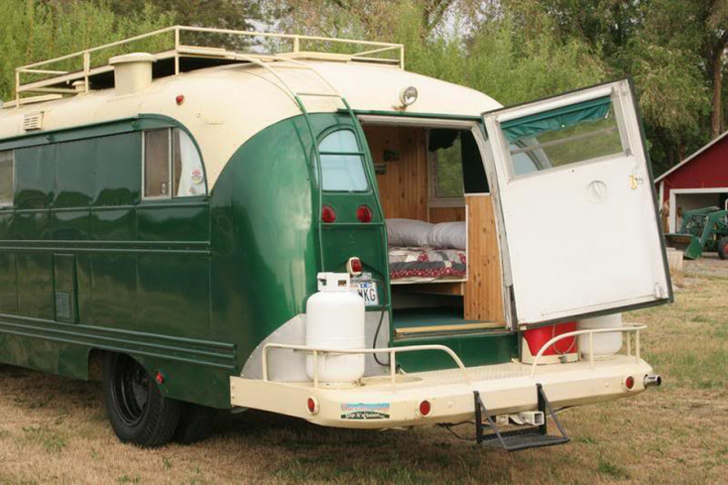 5 Vintage Bus Conversions Every Skoolie Fan Needs To See