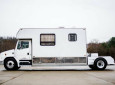 This Freightliner Toter Home Could Be The Perfect RV For Heavy Hauling