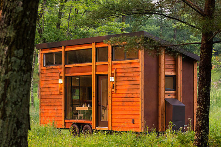 Meet The Towable Tiny House That Banks And DMVs Love