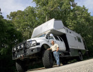 Survive The Apocalypse In Style With This EcoRoamer Extreme Truck Camper