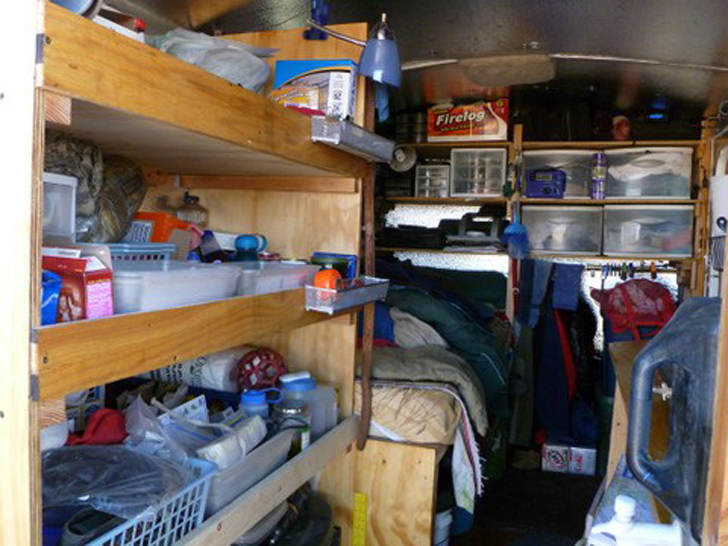 Full Time Living In A 6x10 Cargo Trailer Conversion