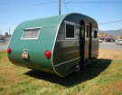 This 1949 Colombia Invader Signifies A Mid-Century Trailer Reborn