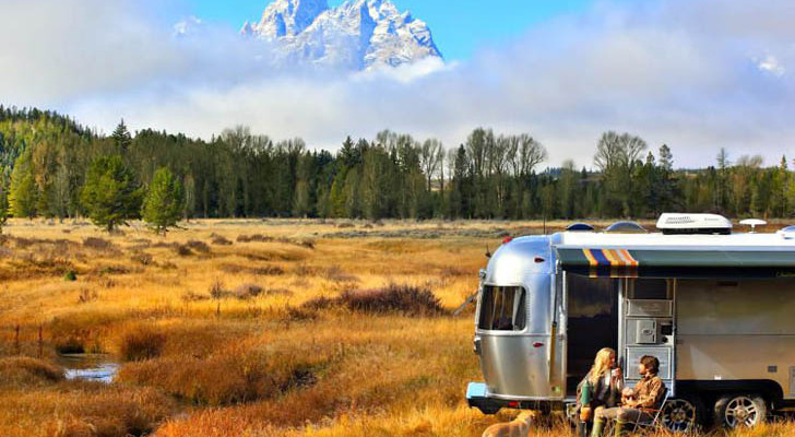 Limited Edition Pendleton Airstream Celebrates 100 Years Of The National Park Service