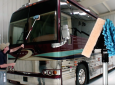 Waterless Washing System That Promises To Help You Remove Bug Residue From The Front Of Your Motorhome