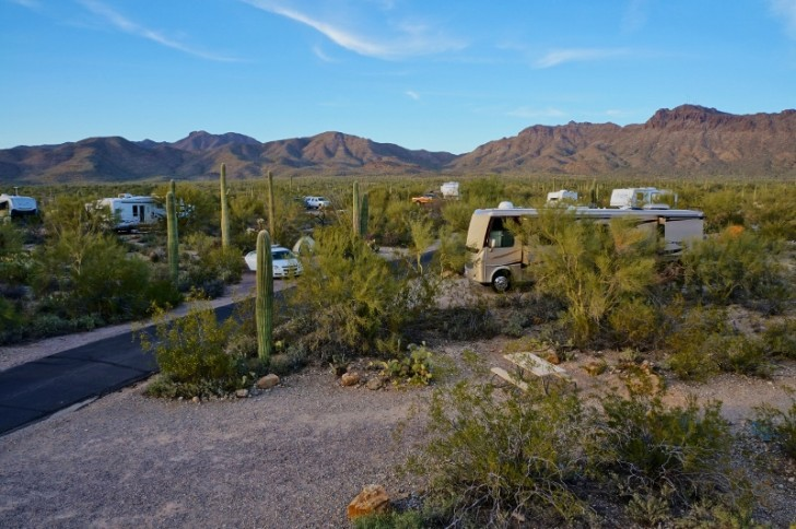 All About The Gilbert Ray Campground In Tucson Arizona