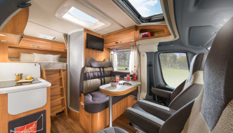 This Hymer Van S Motorhome Packs A Lot In A Small Space