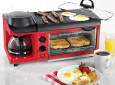 Save Counter Space In Your RV With A 3-in-1 Breakfast Center