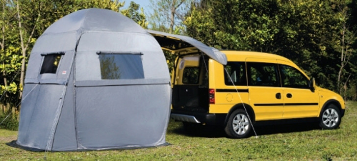 Turn Your Car Into An RV With Yatoo Camping Car Modules