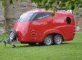 Futuristic TripBuddy Caravan Looks Like a Spaceship – But It's Available On Earth