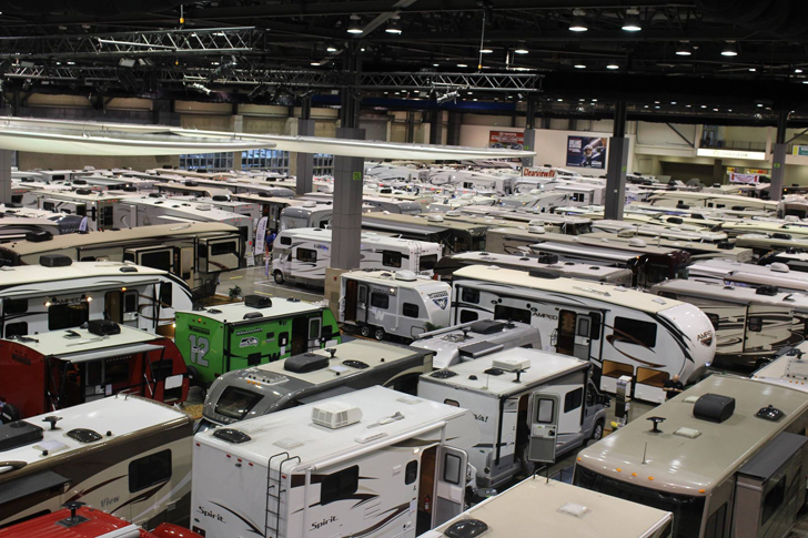 Have You Been To The Largest Rv Show In Seattle