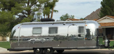 1971 Airstream Overlander Outfitted With Modern Touches