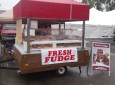 Concession Trailer Made From 1995 Coleman Pop Up Camper