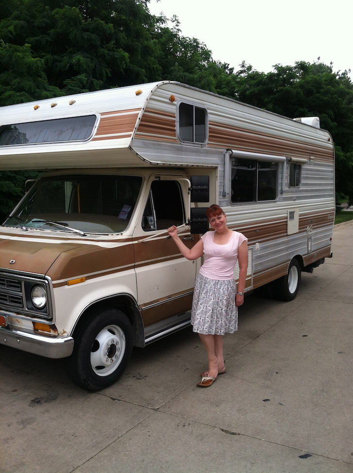 1985 Ford brougham motorhome
