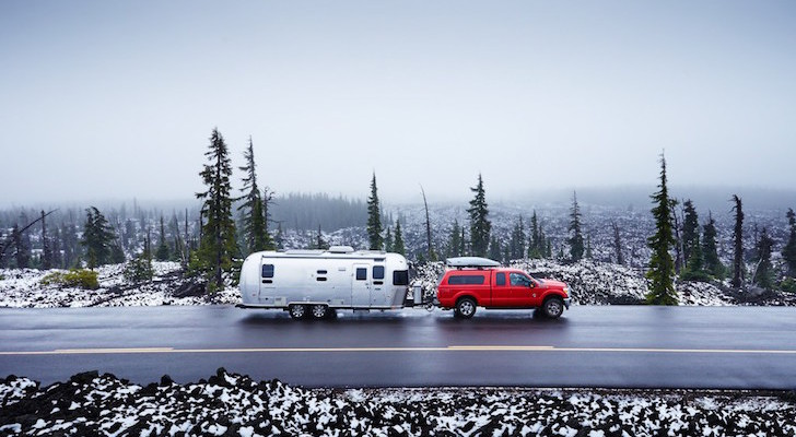 Photographer Lives Full Time In Airstream Camper And Photographed Fellow Full-Time RVers