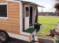 This Man Simplified His Life To Fit In A (Homemade) $500 Ford Ranger House Truck
