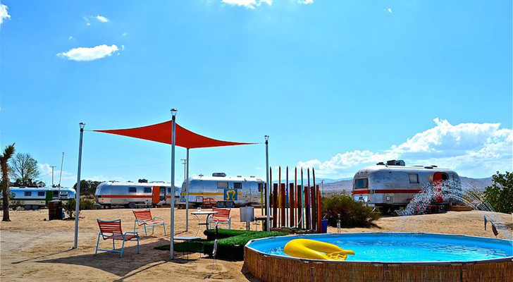 This Unique Airstream Hotel In The Desert Will Give You An Unforgettable Experience